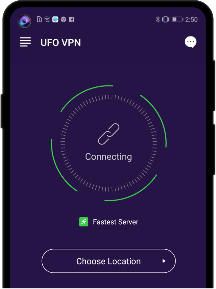 Download Best VPN for Android - UFO VPN